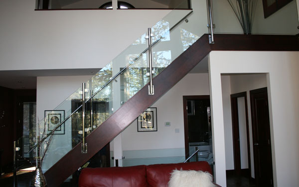Exceptionnel Interior Railing System